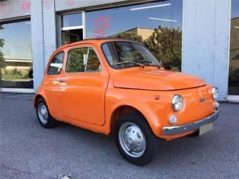 Fiat 500 D Epoca In Vendita Classic Trader