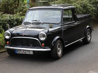 Morris Mini Classic Cars For Sale Classic Trader