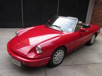 Alfa Romeo 2 0 Spider