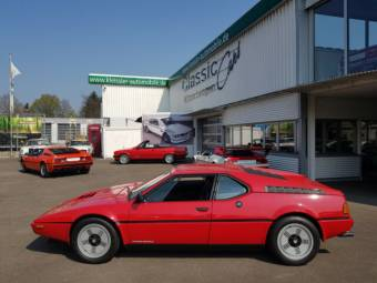 BMW M1 For Sale >> Bmw M1 Classic Cars For Sale Classic Trader