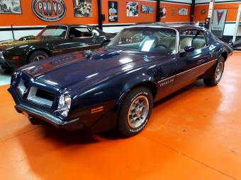 Pontiac Firebird TransAm Super Duty 455