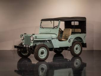 Willys Jeep M38 A1