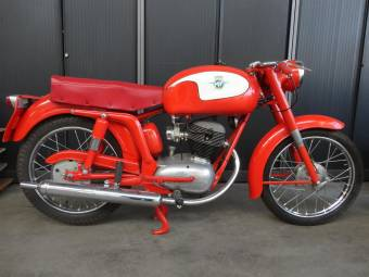 mv agusta 125 ra classic motorcycles for sale