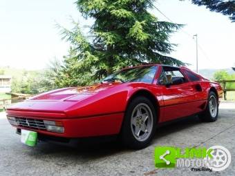 Ferrari 208 GTS Turbo `86