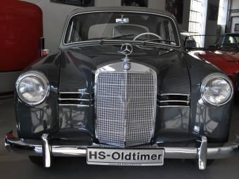 Mercedes Ponton grill badge W120 W121 180 180a 180b 180c 180D 180Db 180Dc 190