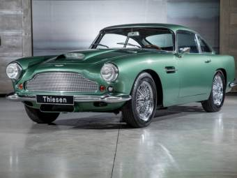 Aston Martin Db 4 Classic Cars For Sale Classic Trader