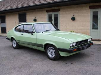 Ford Capri Classic Cars for Sale - Classic Trader