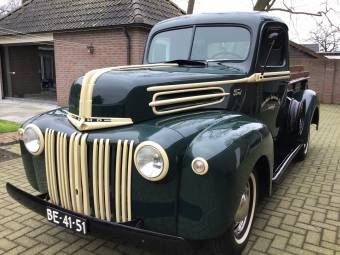 Ford V8 Model 46 Pick Up