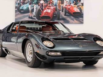 Lamborghini Miura Classic Cars For Sale Classic Trader