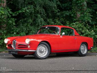 Alfa Romeo 1900 C Super Sprint