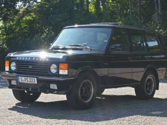 Land Rover Range Rover Overfinch 5.7