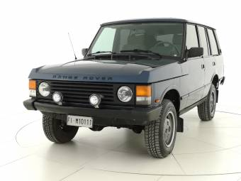 Land Rover Range Rover Classic 2.5 Turbo D