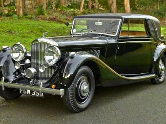 Bentleys For Sale >> Bentley 4 1 2 Litre Classic Cars For Sale Classic Trader