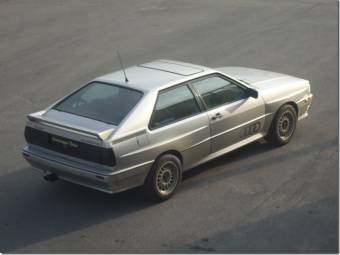 Audi Quattro Classic Cars For Sale Classic Trader