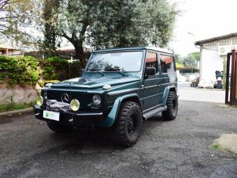 Mercedes-Benz G 300 Turbodiesel