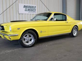 Ford Mustang Classic Cars For Sale Classic Trader