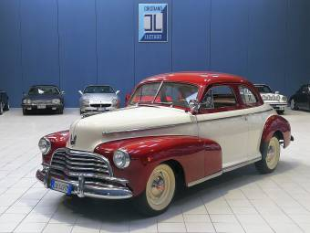 Chevrolet Stylemaster Sport Coupe