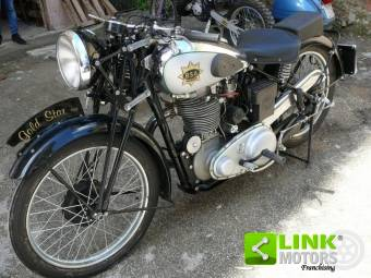 BSA B 34 Gold Star 500