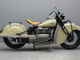 Indian Four II
