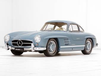 mercedes benz sl klasse w 198 i oldtimer kaufen classic. Black Bedroom Furniture Sets. Home Design Ideas
