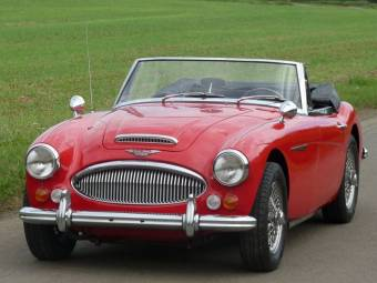 austin healey 3000 classique de collection acheter. Black Bedroom Furniture Sets. Home Design Ideas