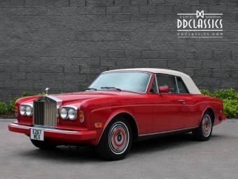 Rolls Royce Corniche Classic Cars For Sale Classic Trader