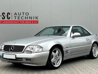"Mercedes-Benz SL 500 ""Final Edition"""