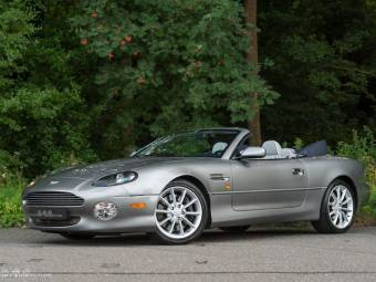 Aston Martin DB Classic Cars For Sale Classic Trader - Aston martin db 7 for sale