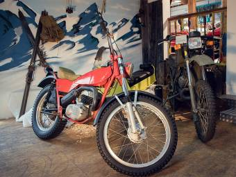 Bultaco Sherpa T 350 Classic Motorcycles for Sale