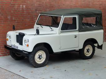 land rover 88 classic cars for sale - classic trader