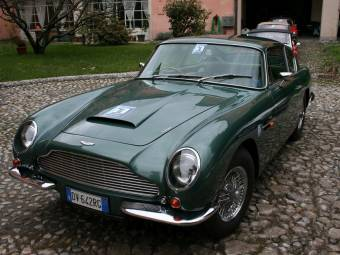 Aston Martin Classic Cars For Sale Classic Trader