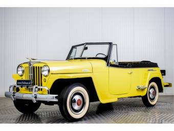 Jeep Willys Overland Jeepster