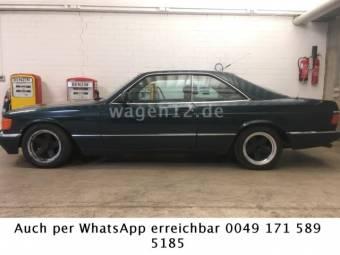 Mercedes Benz SEC Oldtimer kaufen Classic Trader