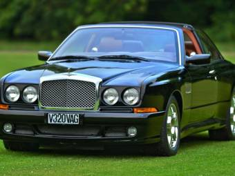 Bentley Continental SC Sedanca