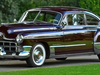 Cadillac 61 Coupe
