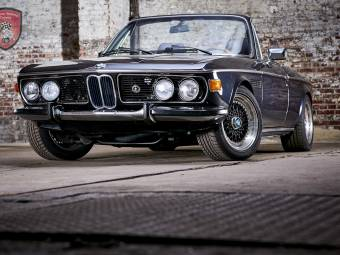 BMW 3.0 CSi (Custom)