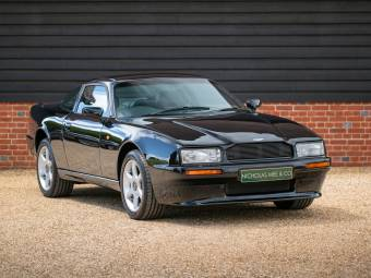 Aston Martin Virage