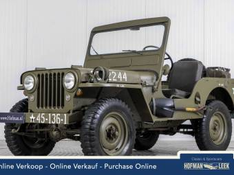 Jeep Willys-Overland CJ-3A