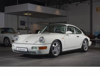 Porsche 911 Carrera RS Clubsport