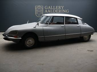 Citroën DS 21 IE Pallas