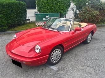Alfa Romeo Spider Classic Cars for Sale  Classic Trader