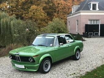 BMW 2002 Tii For Sale >> Bmw 02 Series Classic Cars For Sale Classic Trader