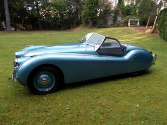 Jaguar XK 120 Classic Cars for Sale - Classic Trader