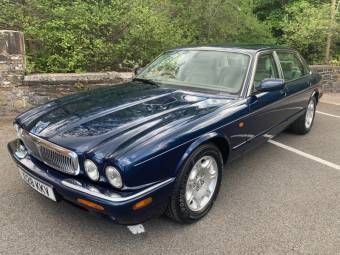 Jaguar XJ 8 Sovereign