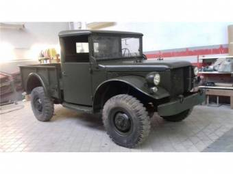 Dodge M37 Classic Cars for Sale - Classic Trader