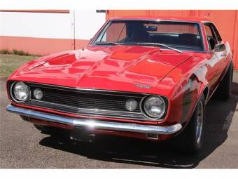 Chevrolet Camaro Classic Cars for Sale - Classic Trader