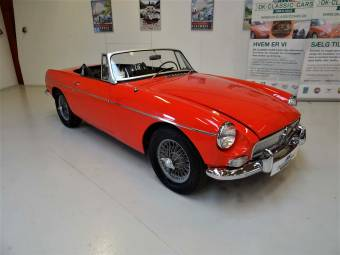 MG MGB Classic Cars for Sale - Classic Trader