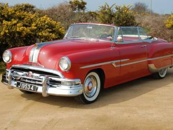 Pontiac Star Chief Convertible