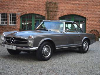 Mercedes Benz Sl Class Oldtimer Kopen Classic Trader