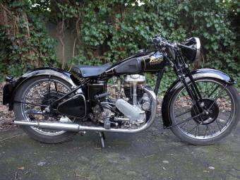 Rudge 500 Ulster